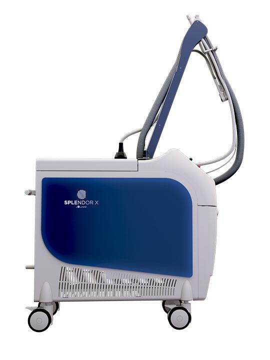 SPLENDOR X Laser Hair Removal